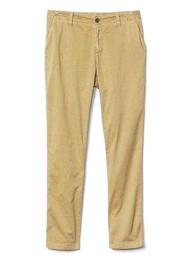 Gap Pantolon Beyaz